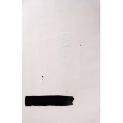 Grande blanche gravure de Leopoldo Novoa