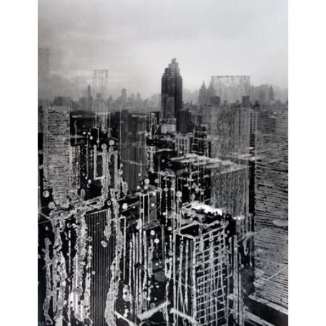 Silver building photo-forte de Gottfried Salzmann
