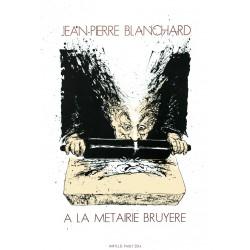 Le lithographe affiche de Jean-Pierre Blanchard