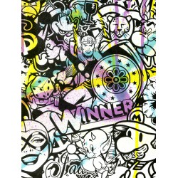 CARTE WINNER I de Speedy Graphito