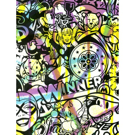 CARTE WINNER II de Speedy Graphito