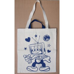 TOTE BAG SPEEDY GRAPHITO