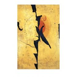 JARDIN DE LUNE gravure originale de Richard Texier