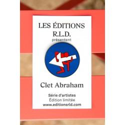 PIN'S original de Clet Abraham