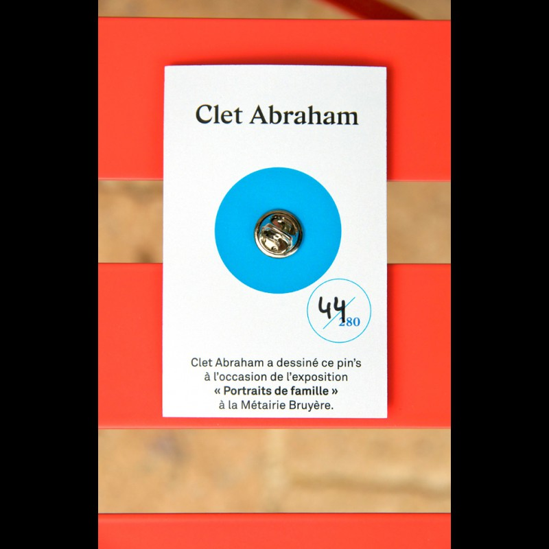 Pin/'s original de Clet Abraham Goodies