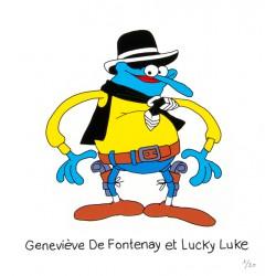 MARIE-CHRIS / G. de Fontenay et Lucky Luke