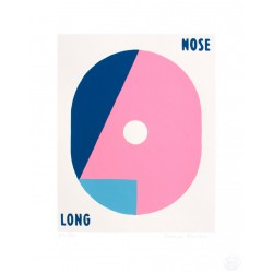 NOSE LONG / Grand-mère Nose