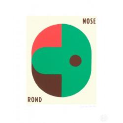 NOSE ROND / Mère Nose de Damien Poulain