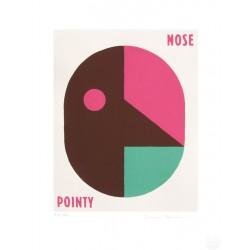 NOSE POINTY / Père Nose de Damien Poulain