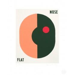 NOSE FLAT / Fille Nose de Damien Poulain