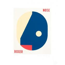 NOSE BOXER / Fils Nose de Damien Poulain