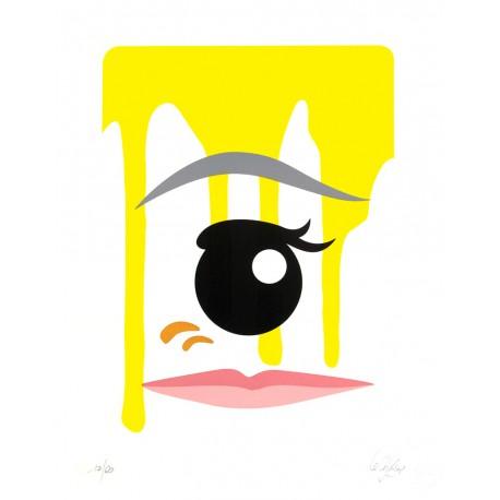 IRÈNE / Grand-mère Cyklop, lithographie originale