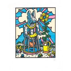 MAMA / Grand-Mère Lapinture de Speedy Graphito