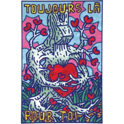 TOUJOURS LÀ POUR TOI by Speedy Graphito