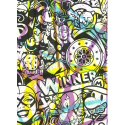 CARTE WINNER II / Speedy Graphito