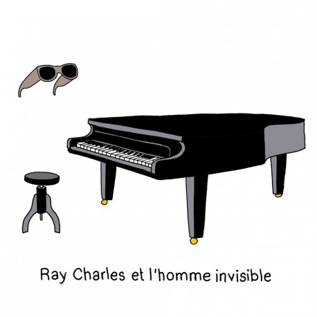 MARIE-CHRIS / Ray Charles et l'Homme invisible