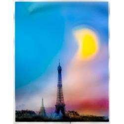 EIFFEL TOWER 5 by Paul Rousteau
