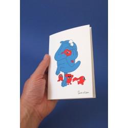 ART CARD SOANDSAU