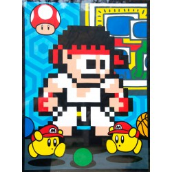 STREET FIGHTER de Speedy Graphito