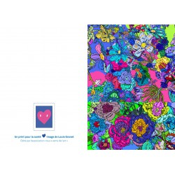 ART CARD BY LOUIS GRANET