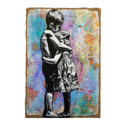 HUG by Jef Aérosol