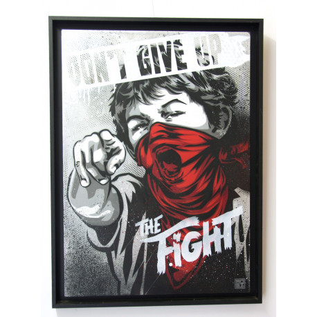 DON'T GIVE UP THE FIGHT de RNST