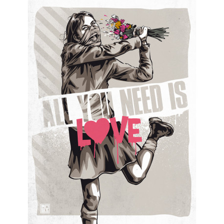 ALL YOU NEED IS LOVE de RNST