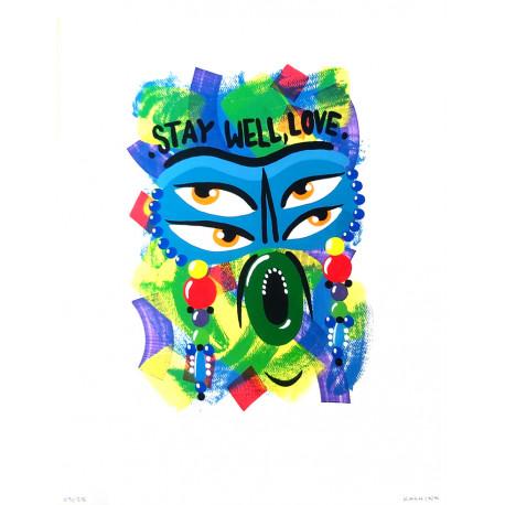 STAY WELL, LOVE de Kashink