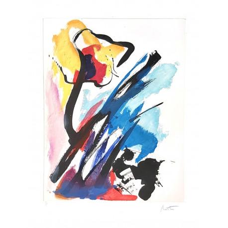 COMPOSITION N°3 de Jean Miotte