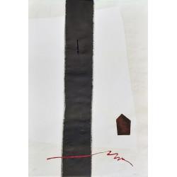 BANDE NOIRE Gravure de Leopoldo Nóvoa