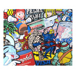 PRIME TIME de Speedy Graphito