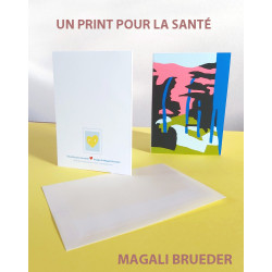 CARTE D'ART BRUEDER
