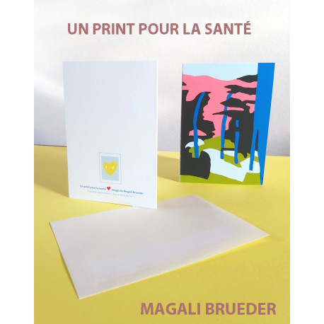 CARTE D'ART BRUEDER