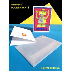 ART CARD DI ROSA
