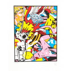 COMIC COMICS de Speedy Graphito