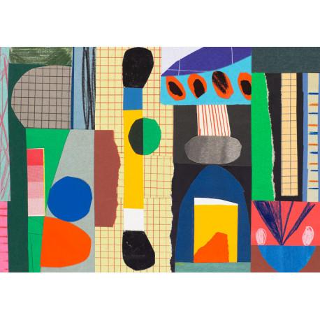 UNE AUTRE VISION DE L'ESPACE / Atelier Bingo