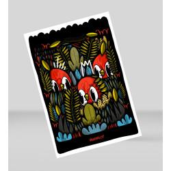 ART CARD BISHOP PARIGO