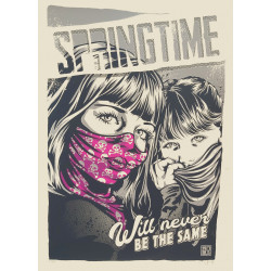 SPRINGTIME WILL NEVER BE THE SAME by RNST