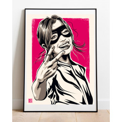 NEW PRINT by RNST