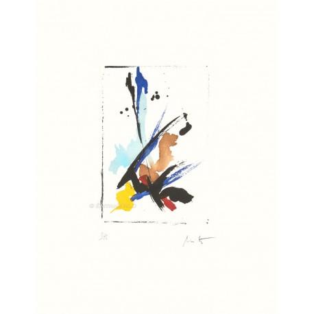 Esprit gravure originale de Jean Miotte