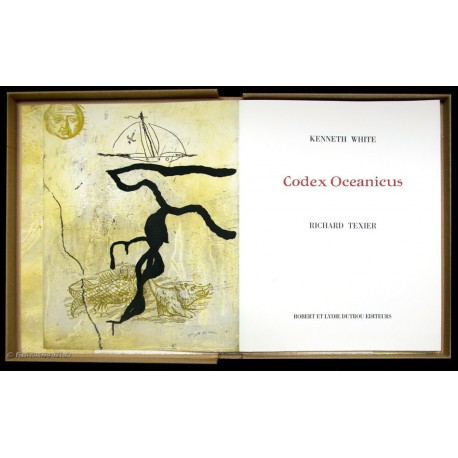 Codex oceanicus de Kenneth White et Richard Texier