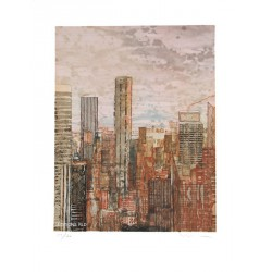 New York - Rose