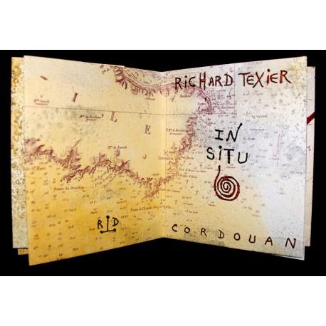 In situ livre d'artiste de Richard Texier