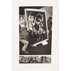 Nus rouges - Picasso Grand Palais