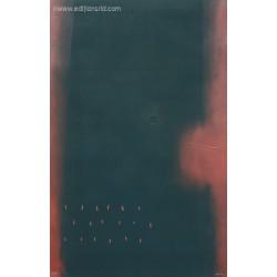 Noir rouge gravure originale de Leopoldo Nóvoa